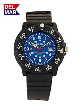 Women's Dive 200 Blue Dial PU Watch