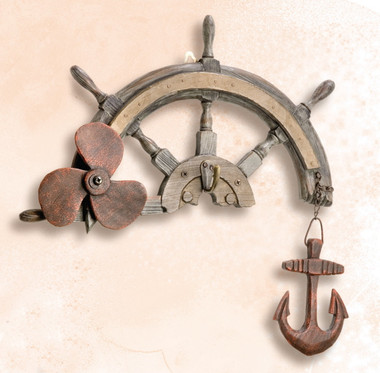 Coastal Wall Hanging Decoration Hook