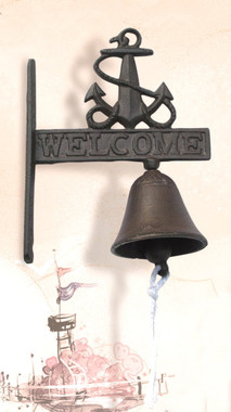Welcome Anchor Bell