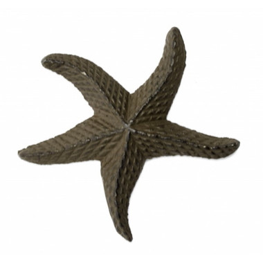 Cast Iron Starfish Decoration