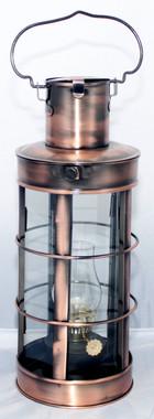 Nautical Anchor Light Oil Lantern