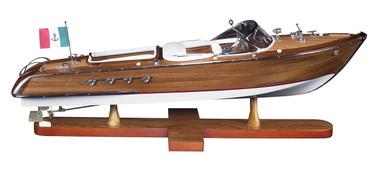 Riva Aquarama Handcrafted Speed Boat Replica