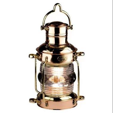 Anchor Lamp Brass & Copper
