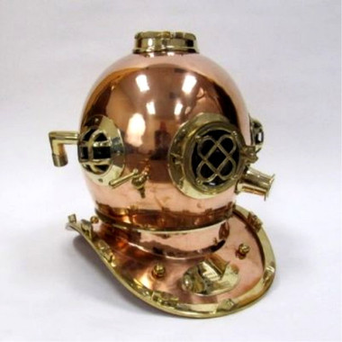 Brass Diver Helmets for Sale