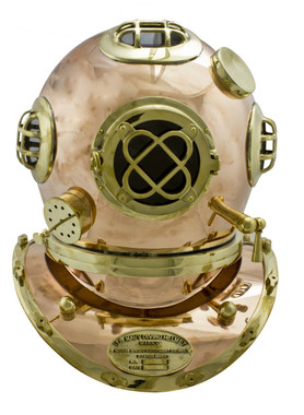 Brass Dive Helmets For Sale