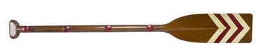 Nautical Decor Wooden Paddle Coat Rack
