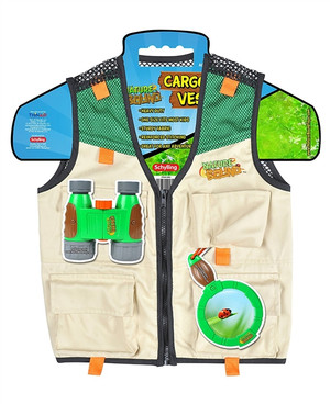 Kids Cargo Vest| Nature Bound Cargo Vest