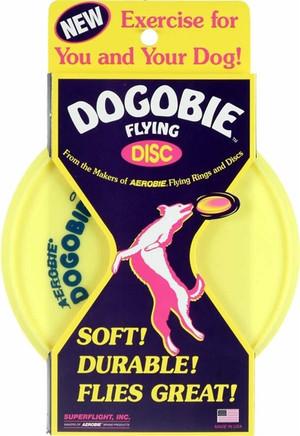 Dog Frisbee| AEROBIE DOGOBIE DISC FOR DOGS