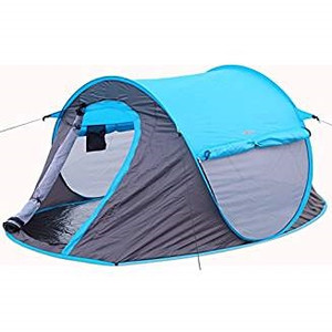 2 person Pop Up Tent| Backpacking, Camping