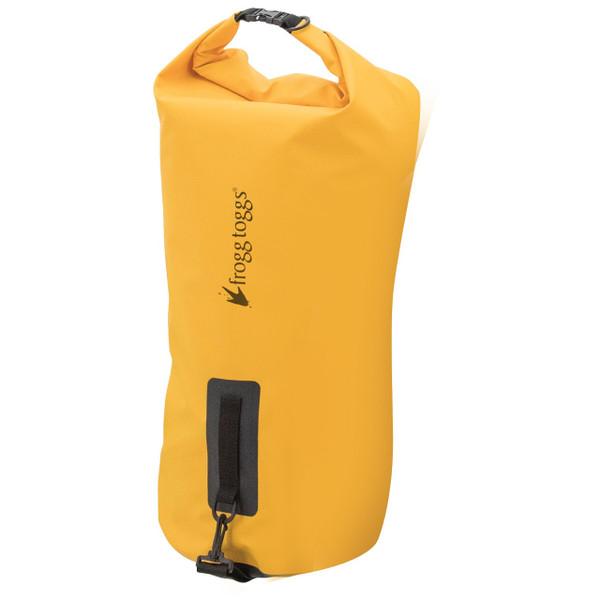 Frogg Toggs PVC Tarp Waterprf Dry Bag /Cooler Insert L Yllw