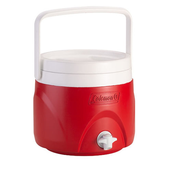 Coleman 2 Gallon Party Stacker Cooler Red 3000000730
