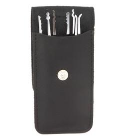 Brockhage 8 Piece Lock Pick Set - B230 (tension wrench not visible)