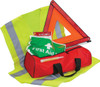 Car Emergency Safety Kit with Extinguisher in Bag for Breakdown Emergencies