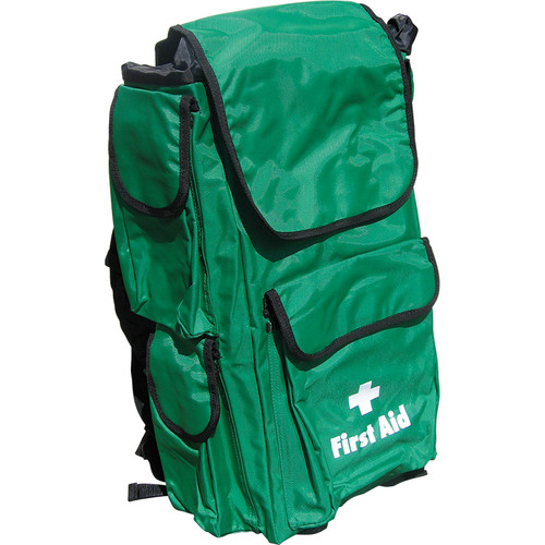 FAK2031 First Aid Kit for First Aiders in Rucksack with Comprehensive Content Kit Bag Only