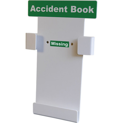 Accident Book Wall Station Includes Accident Book (A4) empty