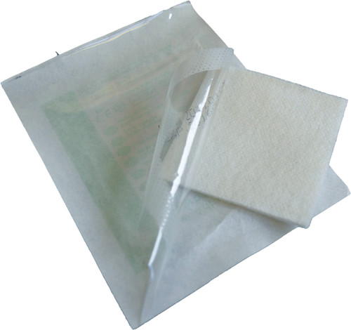 Low Adherent Absorbent Dressing Pad 10x10cm (Pack of 25) dressing only