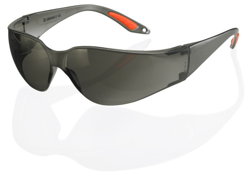 PEY1004GY Vegas Safety Glasses Ultra Lightweight Grey Lens | Beeswift
