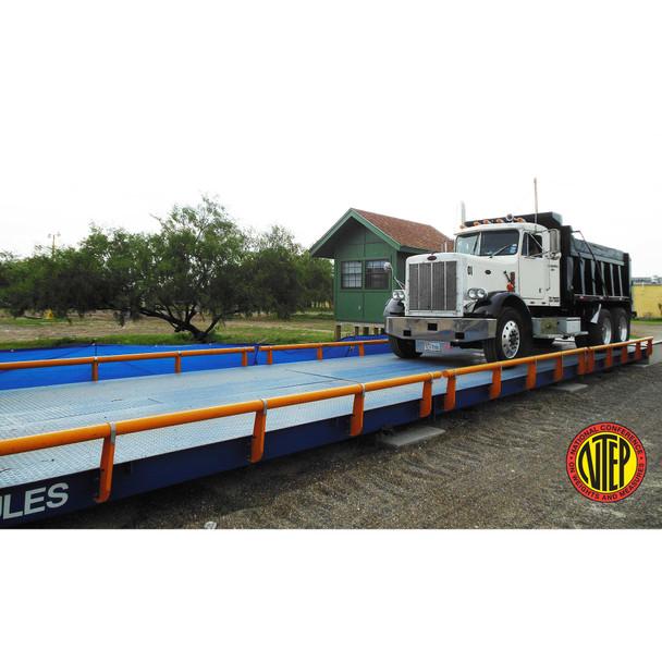Hercules NTEP Truck Scale