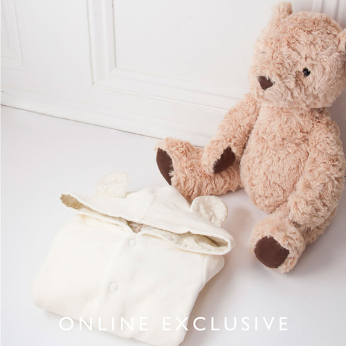 BABY BEAR GIFT SET CREAM