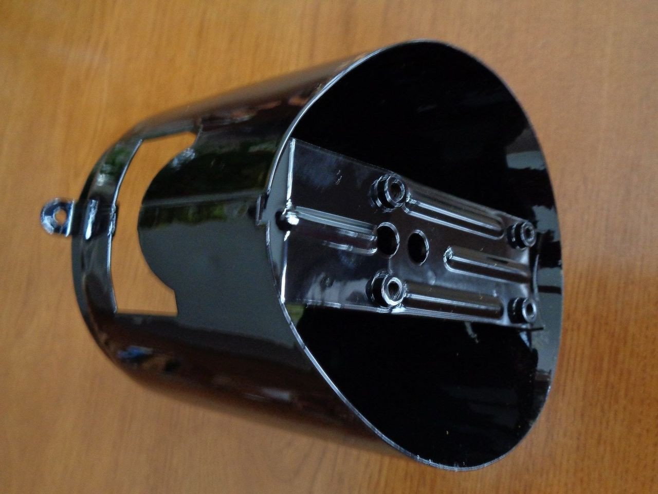 VINTAGE BMW NEW COFFEE CAN STYLE TAIL LIGHT R26-R27, R50-R69 NEW - 63 24 8 054 118 - 1