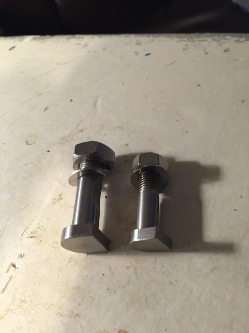 BMW //2 R26 R27 R50 R60 R69S motorcycle headlight bolts /& washers Stainless steel