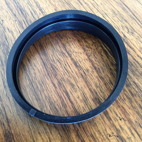 "NEW VINTAGE BMW NEW RUBBER ""BROW"" RING FOR INSTUMENTS R60/6> AND NEWER - 62 11 1 356 676"