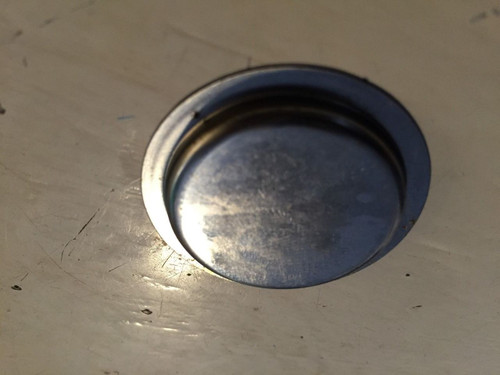 VINTAGE BMW NEW GREASE STOP PLATE FITS SWINGARMR26-R69S-R100 - 33 53 3 054 168