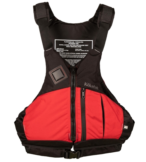 Aries PFD - Red, Rocky Mountain Adventures
