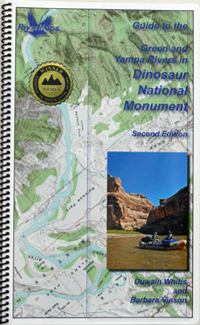 Guide to the Green and Yampa Rivers in Dinosaur National Monument, Second Edition, Rocky Mountain Adventures
