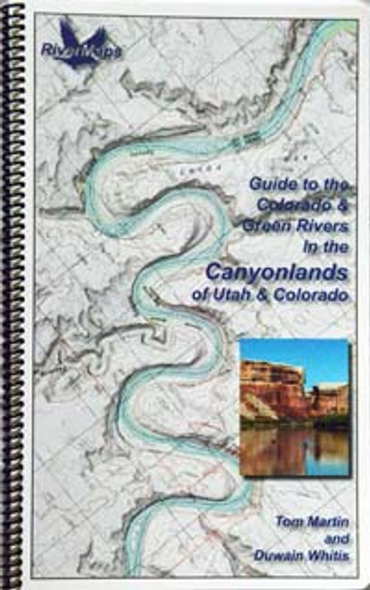 Colorado & Green Rivers in Canyonlands, 2nd Ed., Rocky Mountain Adventures