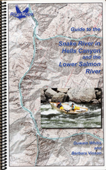 Snake River in Hells Canyon & the Lower Salmon River