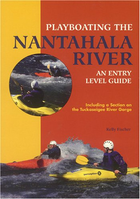 Playboating the Nantahala River