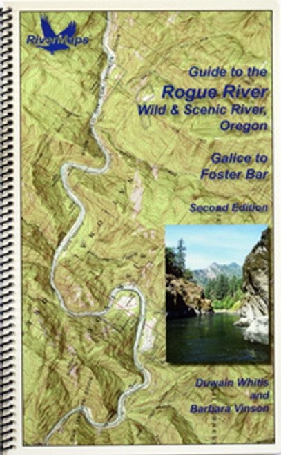 Rogue River Wild and Scenic, 2nd Ed.