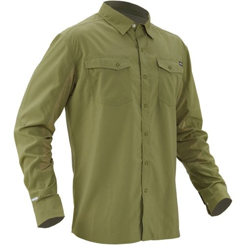 Men's Long-Sleeve Guide Shirt