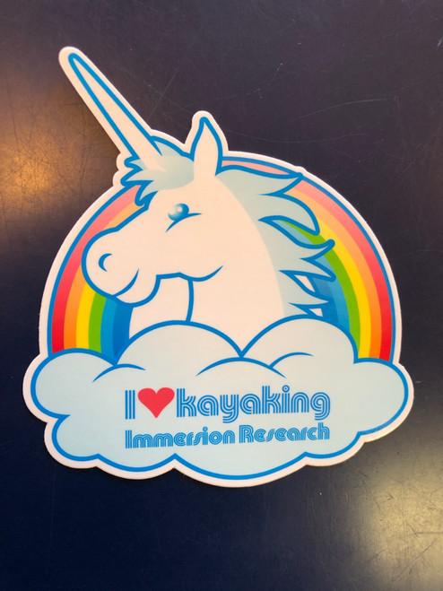 IR Unicorn Sticker