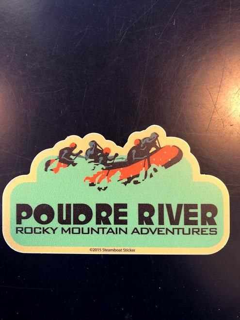 Rapids - Sticker
