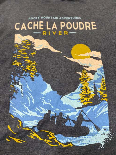 River Poster T-Shirt