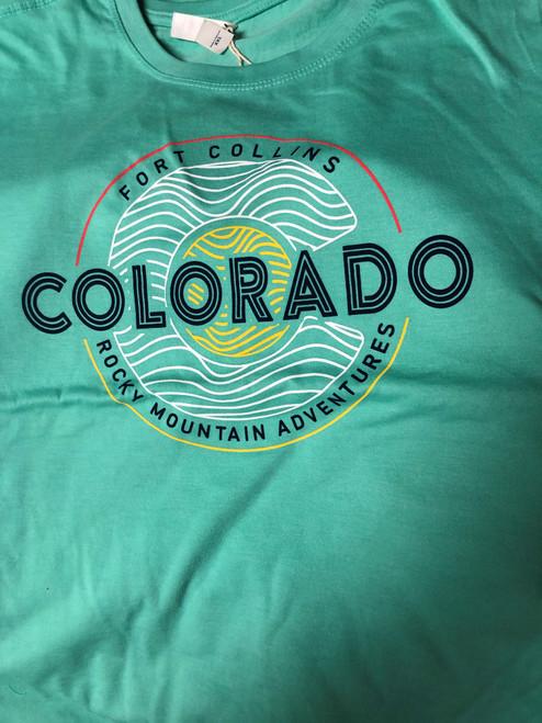 Techy CO River T-Shirt