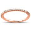 1/4 ct Lab Grown Diamond Charlotte Wedding Ring 14k (F, VS)