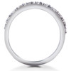 1 1/4ct Diamond Ring 14K White Gold (H/I, I1-I2)