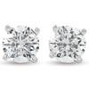 1ct Diamond Studs 14K White Gold (G/H, I1)