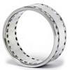 1 1/2ct Diamond Eternity Wedding Anniversary Gold Ring 7MM (G/H, I1)