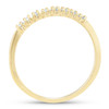 1/5CT Diamond Ring 10K Yellow Gold (H/I, I2-I3)