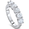 1 1/4ct Diamond Wedding White Gold Anniversary New Ring (J/K, I2-I3)