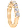 1 5/8ct U Prong Diamond Wedding Ring 14k Yellow Gold (H/I, I1-I2)