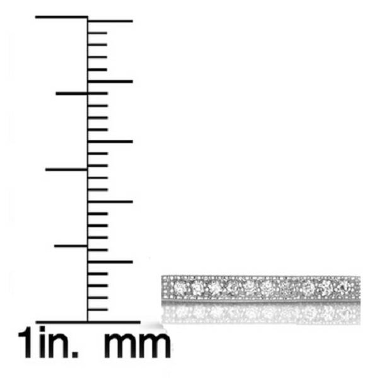07454833eab42 1 16ct Diamond Bar Pendant Necklace 14K White Gold