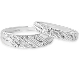 His And Hers Matching Wedding Band Sets Free Shipping Pompeii3
