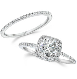 His And Hers Enement Rings | Bridal Ring Sets Engagement Sets 30 Day Guarantee Pompeii3