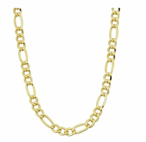 14k Yellow Gold-filled Figaro Link Chain Necklace