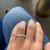 1 1/2 cttw Diamond Eternity Ring U Prong 14k White Gold Wedding Band (H-I, I2-I3)